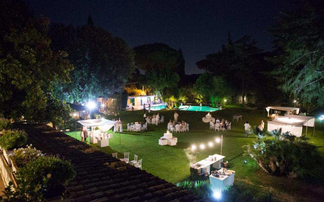 3 consigli per scegliere le migliori ville Appia Antica per matrimonio