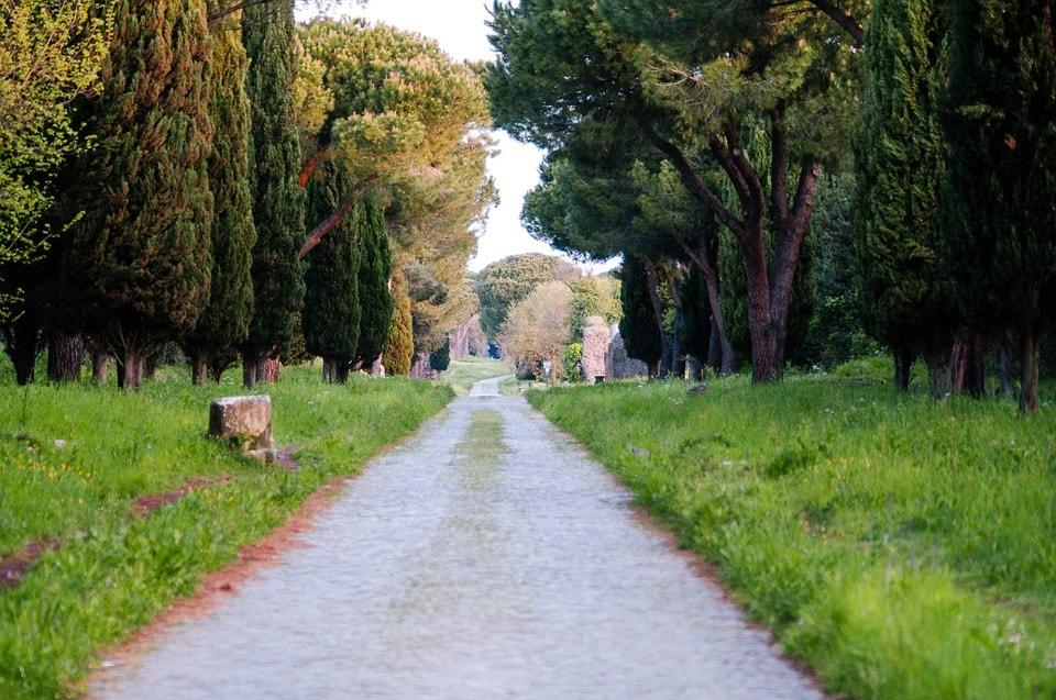 Villa Appia Antica: Villa Trebazia