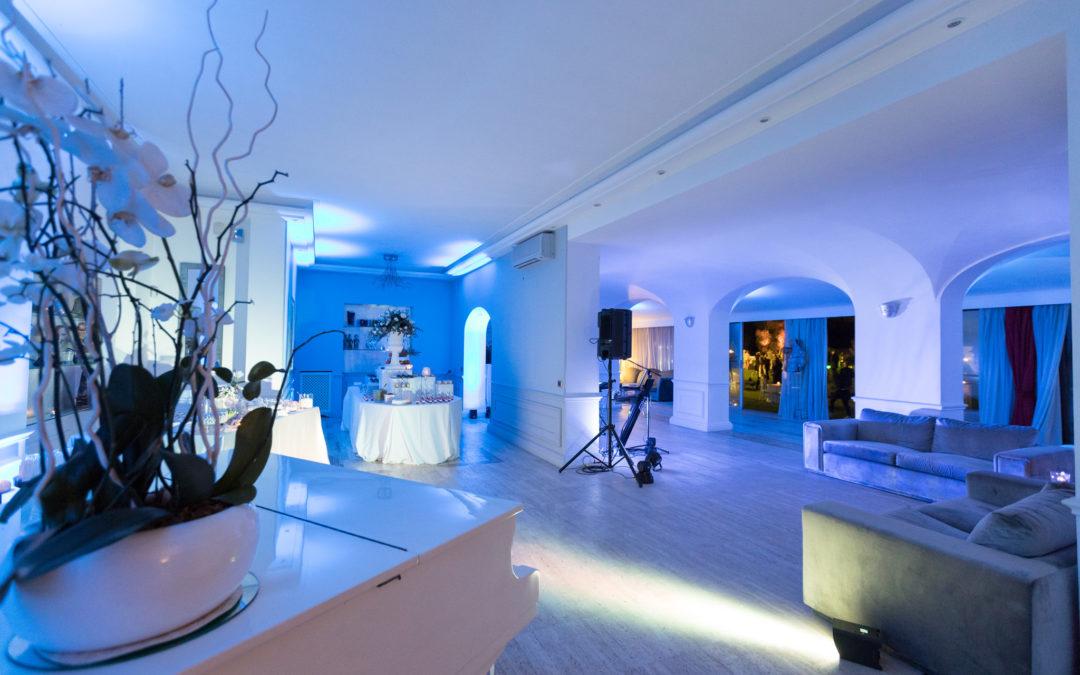 Villa Trebazia, la location ideale per il tuo evento