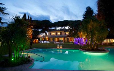 Villa Trebazia: la tua location matrimoni con piscina a Roma