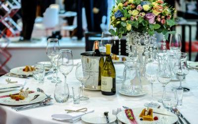 Ristoranti per Matrimoni: il raffinato servizio Banqueting di Villa Trebazia