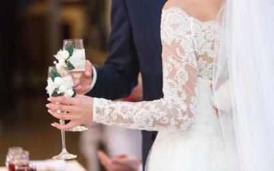 Per il tuo matrimonio a Roma affidati a Villa Trebazia